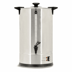 Omcan (Fma) 10 Liter Stainless Steel Coffee Percolator, Model 43462