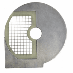 Omcan (Fma) 10 MM Cubing / Dicing Disc for 19476 Food Processor, Model 22330