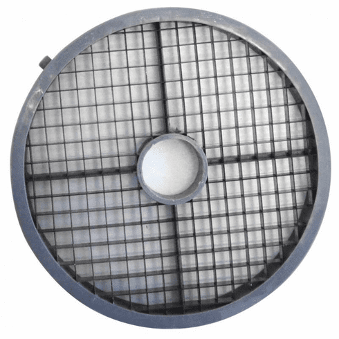 Omcan (Fma) 12 MM Cubing / Dicing Disc for 19475 Vegetable Cutter, Model 22346