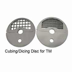 Omcan (Fma) Cubing/Dicing Disc14MmFor Tm Vegetable Cutter, Model# 10121