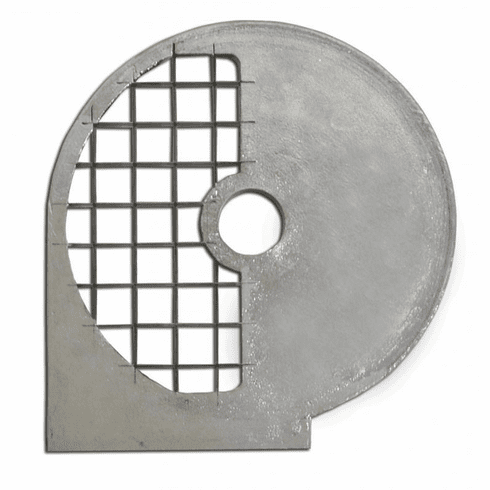 Omcan (Fma) 12 MM Cubing / Dicing Disc for Food Processors, Model 10040