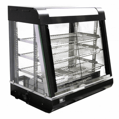 "Omcan (Fma) 27"" 3-Tier Food Warmer Display Adjustable Trays, Model 21749"