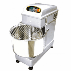 Omcan (Fma) 53 Qt Heavy Duty Spiral Dough Mixer 2 Speed w/ Microswitch, Model 19196
