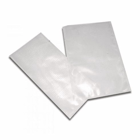 "Omcan (Fma) 8"" x 12"" Embossed Vacuum Packaging Bags (1000 Count), Model 10209"