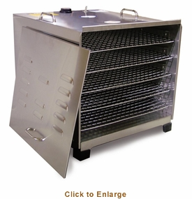 Omcan (Fma) Food Dehydrator, Model# CE-CN-0010-D