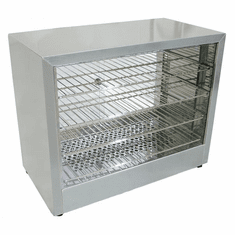 "Omcan (Fma) 25"" Food Warmer Display w/ 4 Racks, Model 26086"