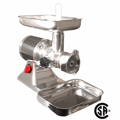 Omcan (Fma) Fts-2222 Meat Grinder - 1.5 Hp, Model# 11053