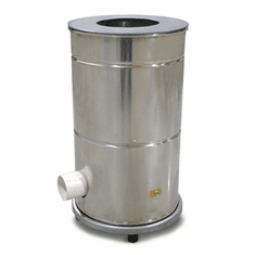 Omcan (Fma) 'Garlic PeelerElectric8 LbCapacityStainless Steel Construction1/4 Hp, Model# 13442