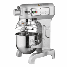 Omcan (Fma) 10 Qt General Purpose Baking Mixer w/ Guard 3 Speed ETL, Model 20467