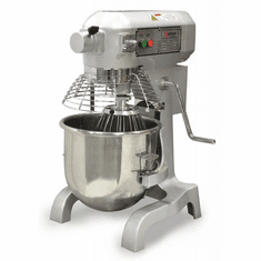 Omcan (Fma) 20 Qt General Purpose Baking Mixer w/ Guard 3 Speed ETL, Model 20441
