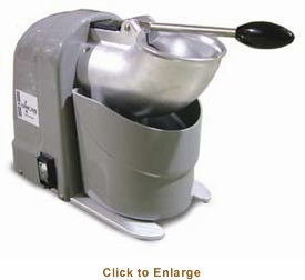 Omcan (Fma) 'Ice Shaver2 L Bowl CapacityMagnetic Micro On The LeverMicroswitch On The Bowl.3 Hp350W, Model# 17137
