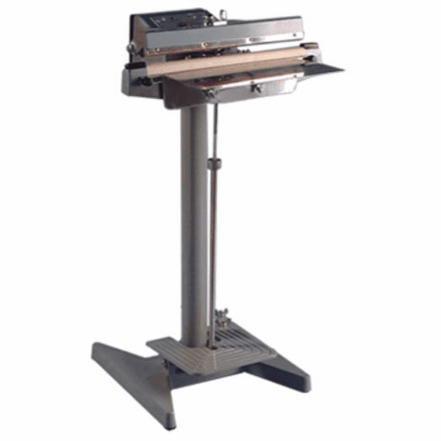 """Omcan (Fma) 'Impulse Bag SealerAutomatic 14"""" Seal Bar2Mm Seal WidthFoot Operated W/Switch For Manual UseCe, Model# 14432"""
