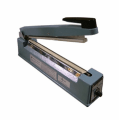 "Omcan (Fma) 'Impulse Bag SealerManual16"" BarAdjustable Time & Light Indicator, Model# 14450"