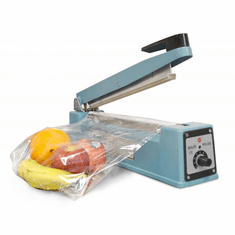 "Omcan (Fma) 8"" Portable Impulse Sealer w/ 2 MM Seal Width, Model 14446"