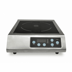 Omcan (Fma) 'Induction CookerCountertopSingle BurnerLed Digital Display & Controls3200WCeEtl, Model# 24429