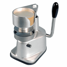 "Omcan (Fma) 4"" Diameter Manual Hamburger Patty Press Maker, Model 11426"