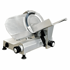 "Omcan (Fma) 'Meat SlicerManualGravity Feed11"" DiaCarbon Steel BladeBelt Driven Blade Assembly.35 Hp, Model# 13625"