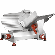 "Omcan (Fma) 'Meat SlicerManualGravity Feed12"" DiaCarbon Steel BladeBelt Driven Blade Assembly1/2 Hp, Model# 13629"