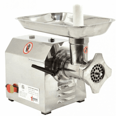 Omcan (Fma) 12 Stainless Steel Meat Grinder w/ .87 HP Motor, Model 23580