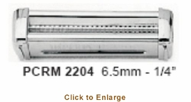 """Omcan (Fma) 'Pasta Cutter6.5Mm (1/4"""")Rm220 Or R220 Sheeters, Model# 13225"""