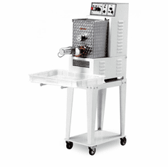 Omcan (Fma) 'Pasta Machine8.8 LbTank Capacity17.63 LbOutput/HourMotorized Cutters & Fan Coolers 3/4 Hp, Model# 13364
