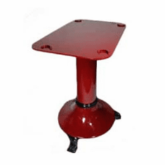 Omcan (Fma) Pedestal Stand for Volano 13639, 18830, 26074 & 20387, Model 18987