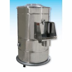 Omcan (Fma) 'Potato PeelerElectric22 LbCapacityStainless Steel Construction1/2 HpCsa, Model# 13443
