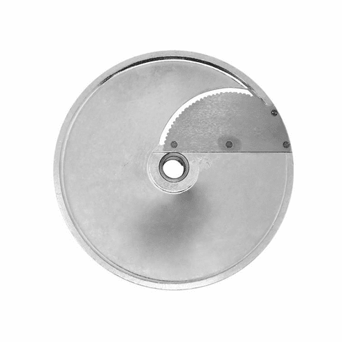 Omcan (Fma) 5 MM Curved Wave Slicing Disc for 10835, 10927 & 19476 Food Processors, Model 10076