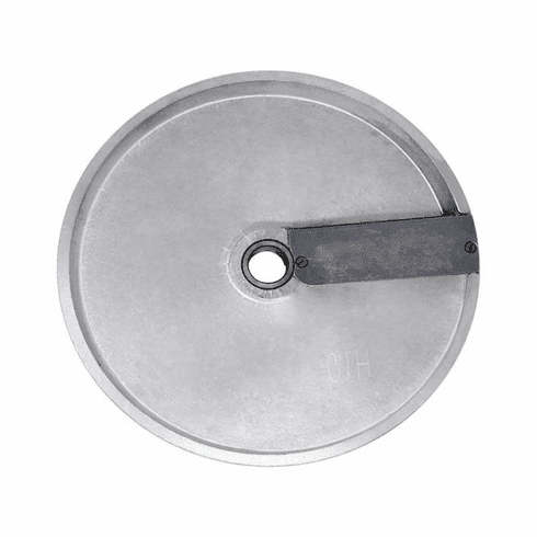 Omcan (Fma) 10 MM Straight Slicing Disc for 10835, 10927 & 19476 Food Processors, Model 22328