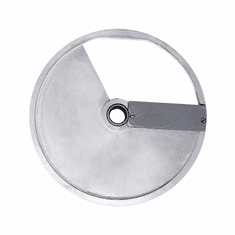 Omcan (Fma) 14 MM Straight Slicing Disc for 10835, 10927 & 19476 Food Processors, Model 22333
