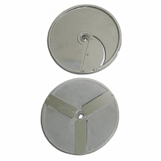 Omcan (Fma) 8 MM Straight Slicing Disc for 10835, 10927 & 19476 Food Processors, Model 16448