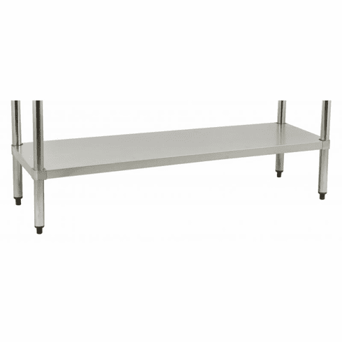 "Omcan (Fma) 24"" x 72"" Galvanized Undershelf for Model 17582 & 23798 Elite Series Worktables, Model 17619"