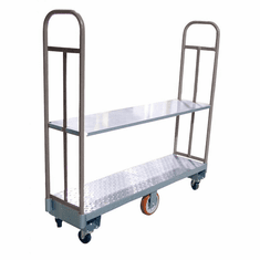 "Omcan (Fma) 16"" x 60"" Utility Cart - Shipped Knocked Down, Model 23861"