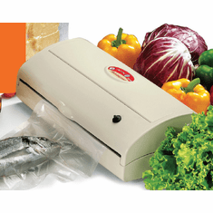 """Omcan (Fma) Vacuum Packing Machine Continuous Duty 12-3/4"""" Seal Bar, 250 Watts, CE, Model# 21623"""