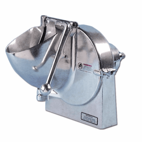 """Omcan (Fma) Vegetable Slicer Attachment9""""Complete W/S KnifeFits On 12 Drive Hub, Model# 10140"""