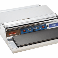 """Omcan (Fma) Wrapping Machine Single Roll 4 7/8"""" X 15 1/8"""" Hot Plate with Non-stick Teflon Cover, Model# 43486"""