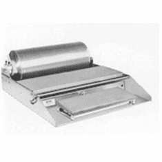 "Omcan (Fma) 'Wrapping Machine W/Mounting AxleOne Roll6"" X 15"" Hot Plate W/Non-Stick Teflon CoverNsfCul, Model# 14428"