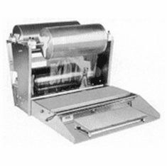 "Omcan (Fma) 'Wrapping Machine W/Mounting AxleThree Roll6"" X 15"" Hot Plate W/Non-Stick Teflon CoverNsfCul, Model# 14431"