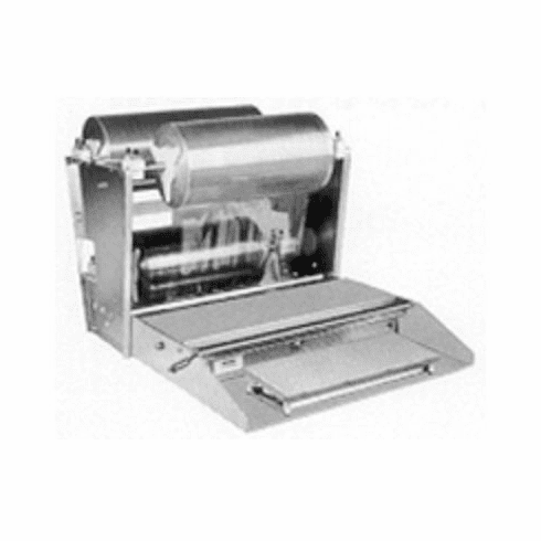 """Omcan (Fma) 'Wrapping Machine W/Mounting AxleThree Roll6"""" X 15"""" Hot Plate W/Non-Stick Teflon CoverNsfCul, Model# 14431"""