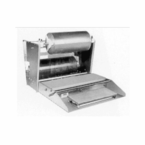 """Omcan (Fma) 'Wrapping Machine W/Mounting AxleTwo Roll6"""" X 15"""" Hot Plate W/Non-Stick Teflon CoverNsfCul, Model# 14430"""