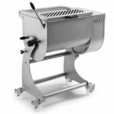 Omcan Heavy-Duty Stainless Steel Meat Mixer With 80 Kg. Capacity, Model# 37450