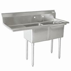 Omcan Sinks and Faucets