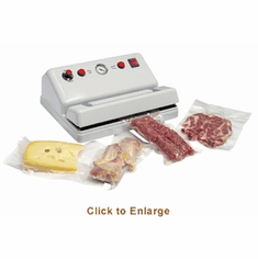 Omcan Vacuum Sealers and Accessories