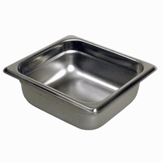 """Paragon Sixth Size2 1/2"""" Deep Steam Table Pan-New!, Model# 5062"""