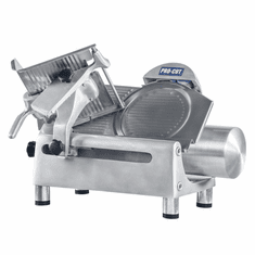 "Pro-Cut 12"" Gear Driven Meat Slicer ETL, Model# KMS-12"