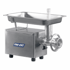Pro-Cut 3/4 Hp Electric Meat Grinder ETL, Model# KG 12 FS
