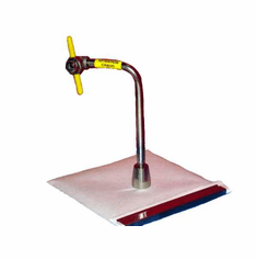 RF Hunter 80 Lb Screen Stem Assembly w/ Clamp for HF 80 HF 130 - Paper (Made In The USA), Model# HF24080P