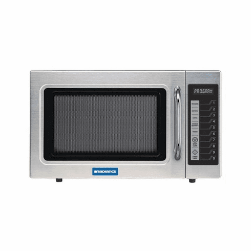 Radiance By Turbo Air 1000 Digital Type Microwave Oven, Model TMW-1100NE