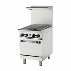 Radiance By Turbo Air 24 W 24 Radiant Broiler Top, Model TAR-24RB