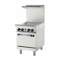 Radiance By Turbo Air 24 W 24 Thermostat Griddle Top, Model TAR-24G